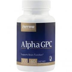 Alpha GPC 300mg 60 capsule vegetale