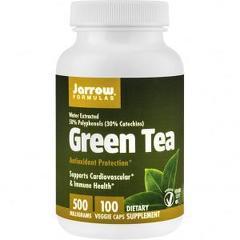 Green Tea 500mg 100 capsule vegetale