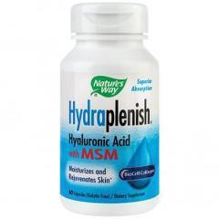 Hydraplenish Plus MSM 60 capsule