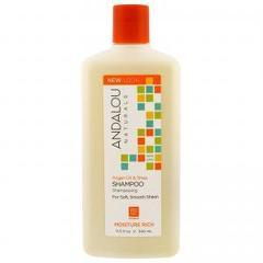 Argan Oil & Shea Moisture Rich Shampoo 340ml