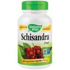 Schisandra 580mg 100 capsule vegetale