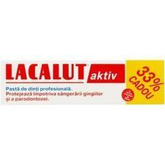 LACALUT AKTIV 75 ML+33%GRATIS