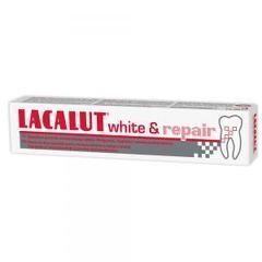 Pasta de dinti White&repair 75ml Lacalut