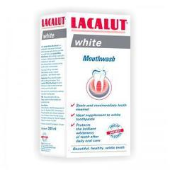 LACALUT WHITE APA DE GURA 300ML