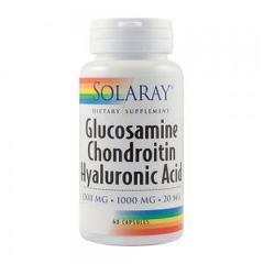 Glucosamine Chondroitin Hyaluronic Acid 60 capsule