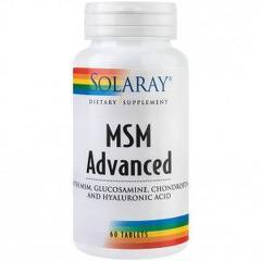 MSM Advanced Tablets 60 tablete ActivTab