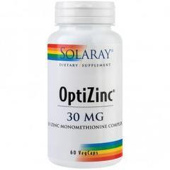 OptiZinc 30mg 60 capsule vegetale