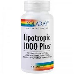 Lipotropic 1000 Plus 100 capsule