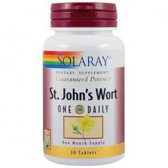St. John`s Wort (Sunatoare) 900mg 30 tablete