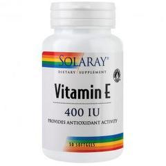 Vitamin E 400UI 50 capsule moi