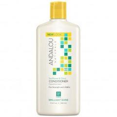 Sunflower & Citrus Brilliant Shine Conditioner 340ml