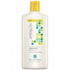 Sunflower & Citrus Brilliant Shine Shampoo 340ml
