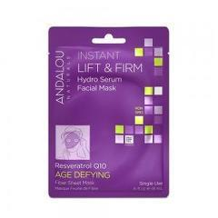 Instant Lift & Firm Hydro Serum Facial Mask 18ml