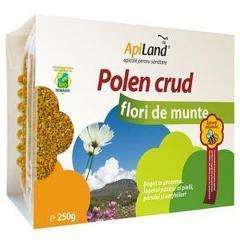 POLEN CRUD DE FLORI DE MUNTE 250gr