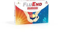 Fluend Hot Drink 12 Plicuri