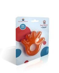 Jucărie dentiție - mâna