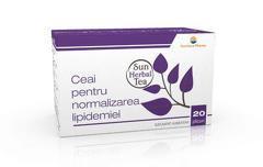 Ceai pentru normalizarea lipidemiei 20 Plicuri