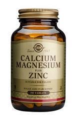 Calcium Magnesium + Zinc 100 tablete