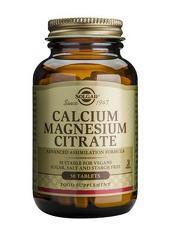 CALCIUM MAGNESIUM CITRATE 50tablete