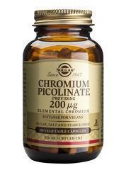 Chromium Picolinate 200ug 90 veg caps