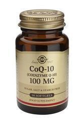 Coenzime Q-10 100mg 30 softgels