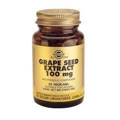 Extract din semințe de struguri / Grape Seed Extract 100mg 30cps