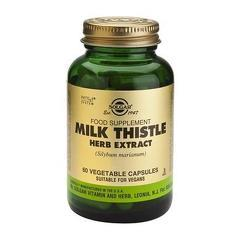 Milk Thistle Herb Extract 60cps