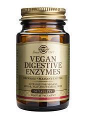 Vegan Digestive Enzymes 50 tab.