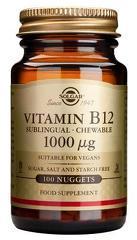 Vitamin B-12 1000g 100tablete