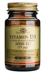 Vitamin D3 1000ui 90tablete