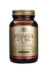 Vitamin E 1000ui 50cps