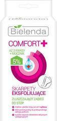 COMFORT+  Tratament pentru picioare + sosete exfoliante