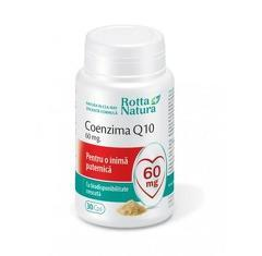 COENZIMA Q10 60MG 30CPS