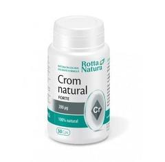 CROM NATURAL FORTE 30CPS
