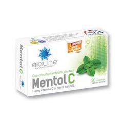 MENTOL C (DE SUPT) 30CPR