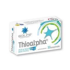 THIOALPHA 300MG 30CPR