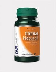 CROM NATURAL 60CPS