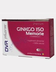GINGKO 150MG MEMORIE 20CPS