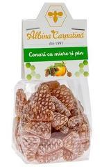 CONURI CU MIERE & PIN 100GR (ALBINA CARPATINA)