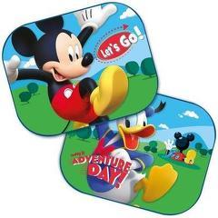 Set 2 parasolare auto Mickey Mouse Disney