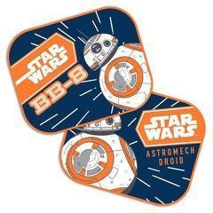 Set 2 parasolare auto Star Wars - BB8 SEV9315