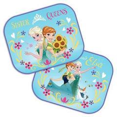 Set 2 parasolare auto Frozen - Sister Queen SEV9317