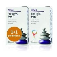 Energiva fem 1+ 1 promoțional 30+30 Comprimate