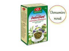 DETOXIFIANT purificarea organismului, punga a 50 g