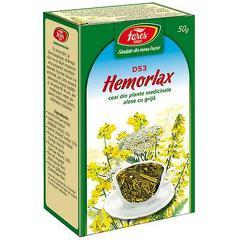 HEMORLAX, punga a 50 gr