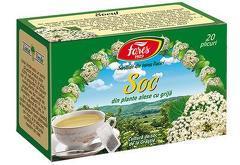 Ceai de Soc, 20 pliculeţe