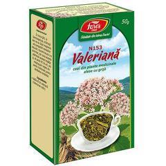VALERIANA – RADACINA, punga a 50 gr