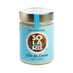 Ulei De Cocos SOLARIS 200ml