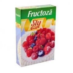 FRUCTOZA 400gr SLY NUTRITIA