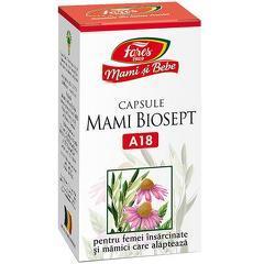 BIOSEPT MAMI (MAMI SI BEBE), CAPSULE 30 BUC